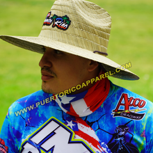 Load image into Gallery viewer, Puerto Rican Straw Hat