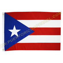 Load image into Gallery viewer, puerto rico flag