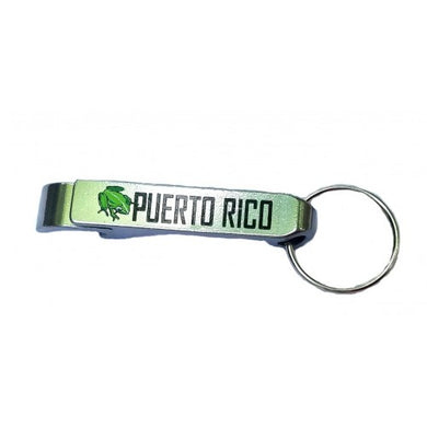 Puerto Rico Bottle Opener