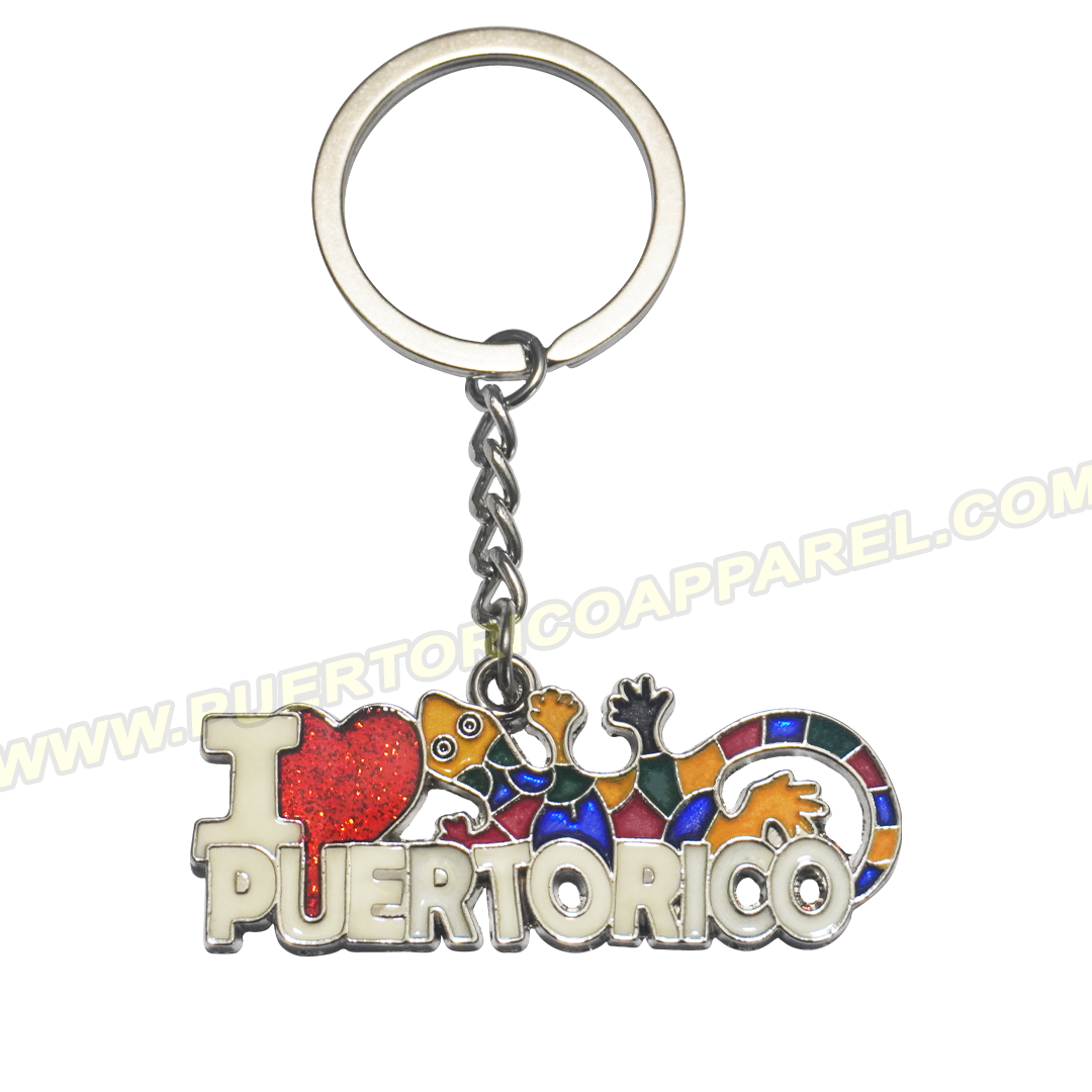 puerto rico keychains