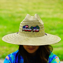 Load image into Gallery viewer, puerto rico straw hat