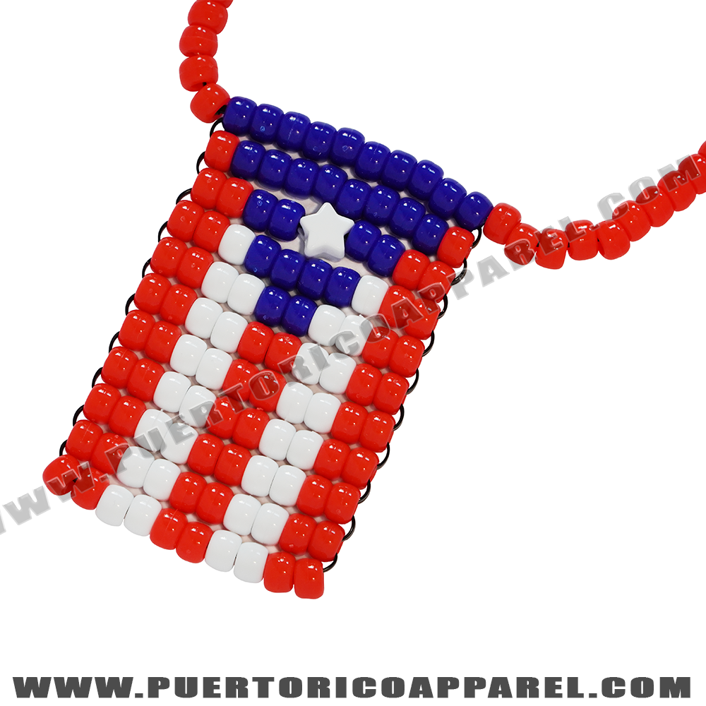 puerto rico bead necklace