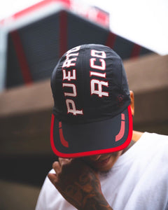 puerto rico dri fit hat