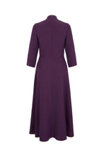 Load image into Gallery viewer, Fontaine Dress Blackcurrant
