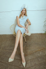 Load image into Gallery viewer, Aimee Dress Powder Blue