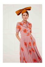 Load image into Gallery viewer, Allison Dress Poppy Print