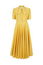 Load image into Gallery viewer, Allison Dress Dandelion Yellow
