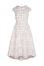 Load image into Gallery viewer, Blythe Midi Dress Sparkle Check