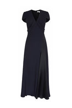 Load image into Gallery viewer, Celeste Evening Dress Navy and Black