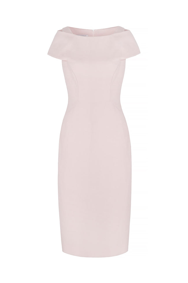 Colette Sleek Dress Pink