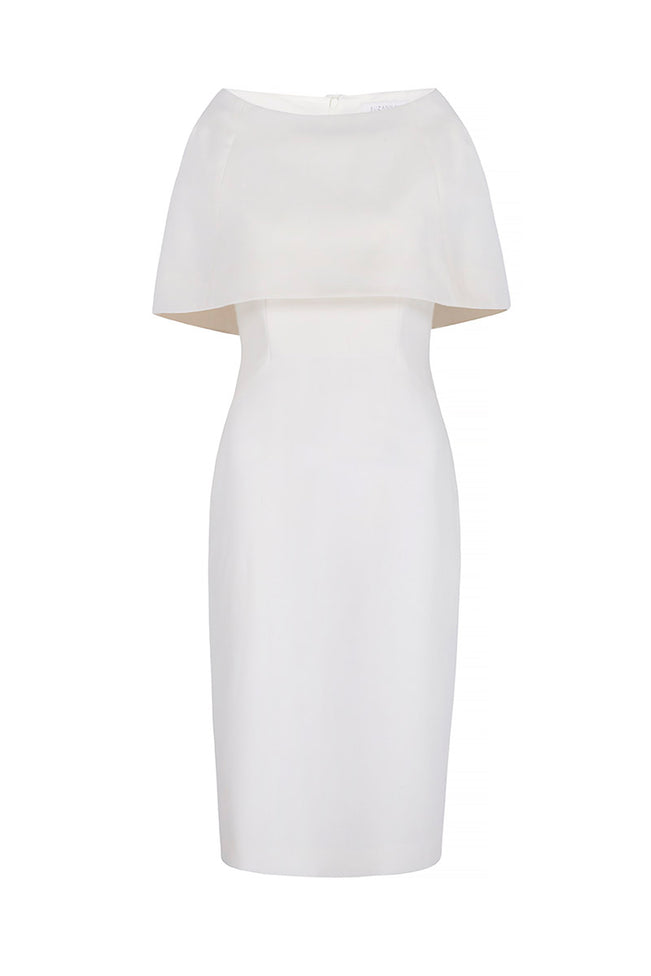 Colette Sleek and Capelet Dress