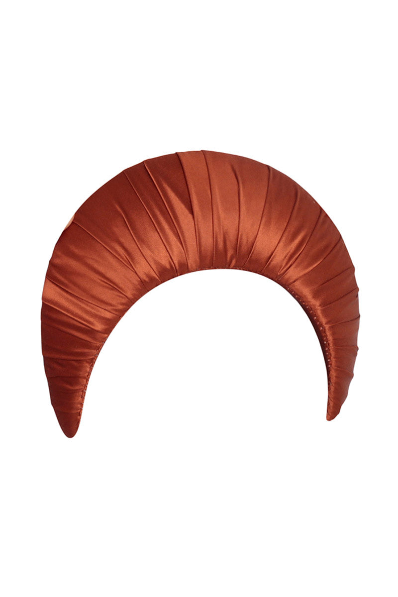 Acerenza Pleated Halo Headband