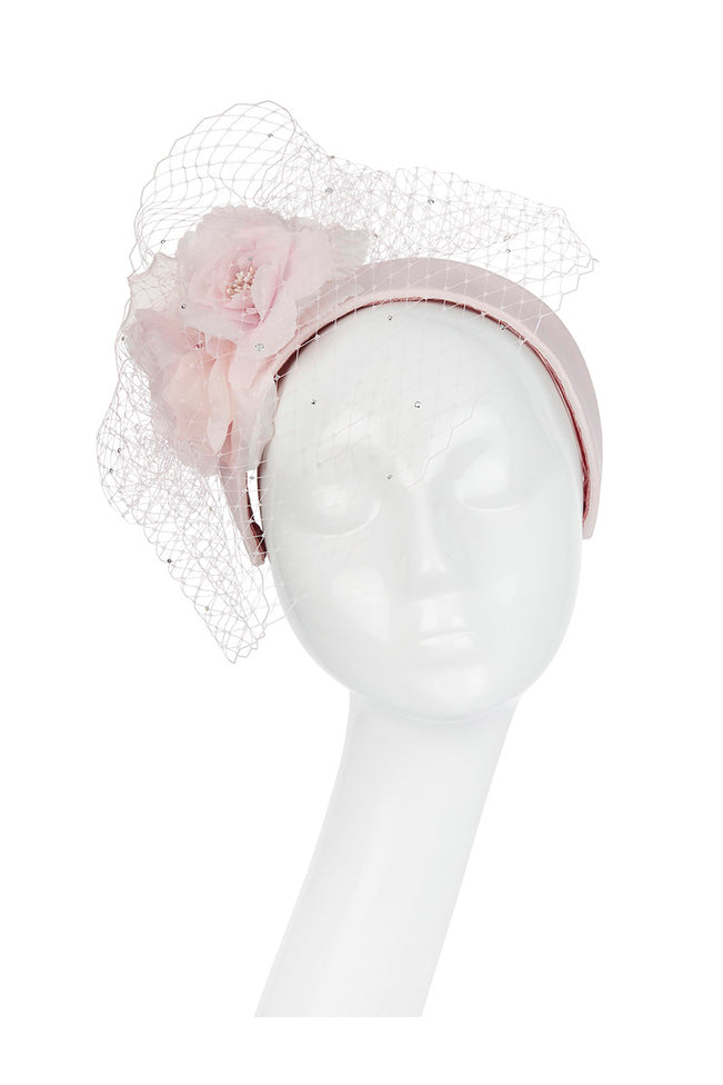Pandora Pale Pink Head Band