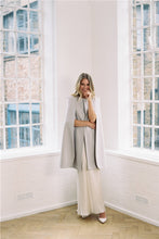 Load image into Gallery viewer, Cashmere longline Cape