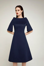 Load image into Gallery viewer, Hicks Dress Navy