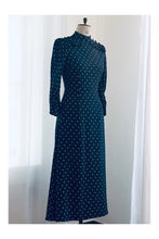 Load image into Gallery viewer, Nea Midi  Dress Polka Dots