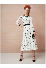 Load image into Gallery viewer, Dalmatian Dot Innes Dress