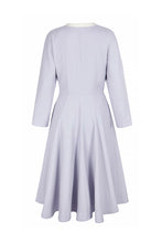 Load image into Gallery viewer, Marnie Coat Dress Powder Blue