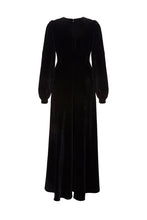Load image into Gallery viewer, Odette Jumpsuit Black Velvet