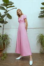 Load image into Gallery viewer, Persephone Pink Jumpsuit