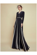 Load image into Gallery viewer, The Collins Beaded Long Dress
