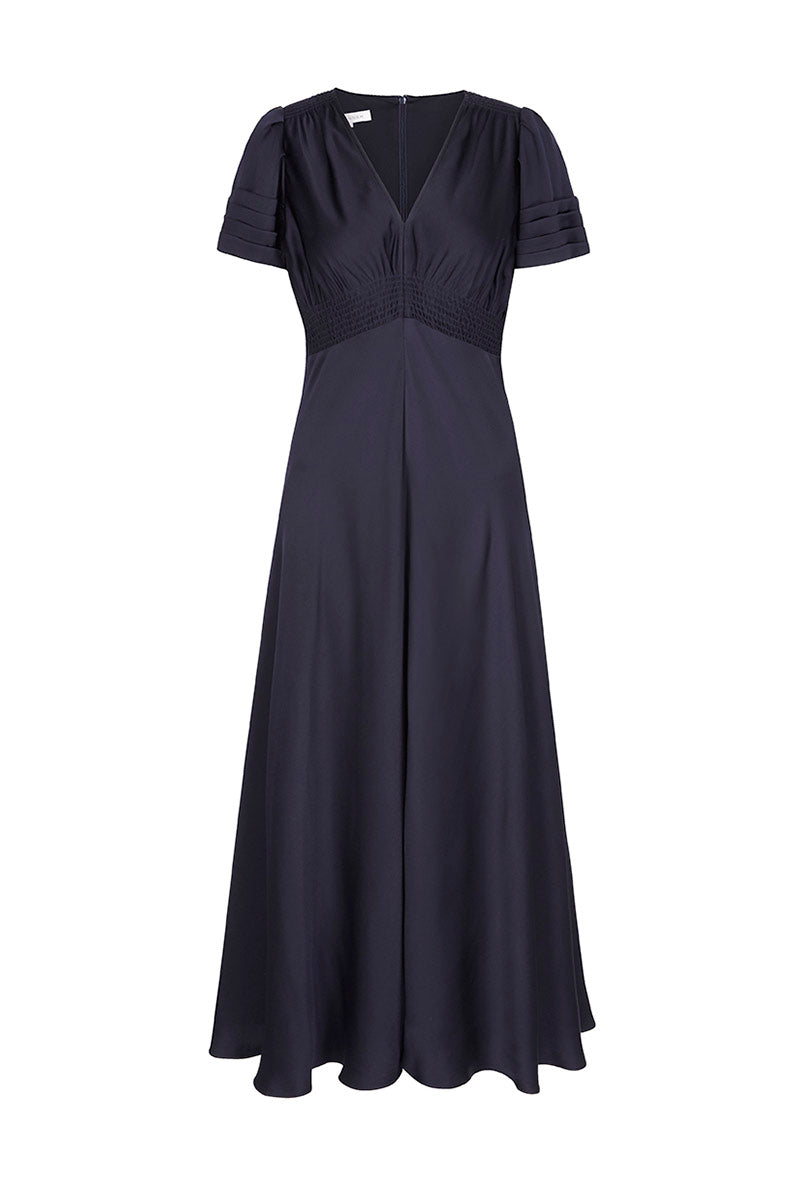 Envers Tea Dress Navy