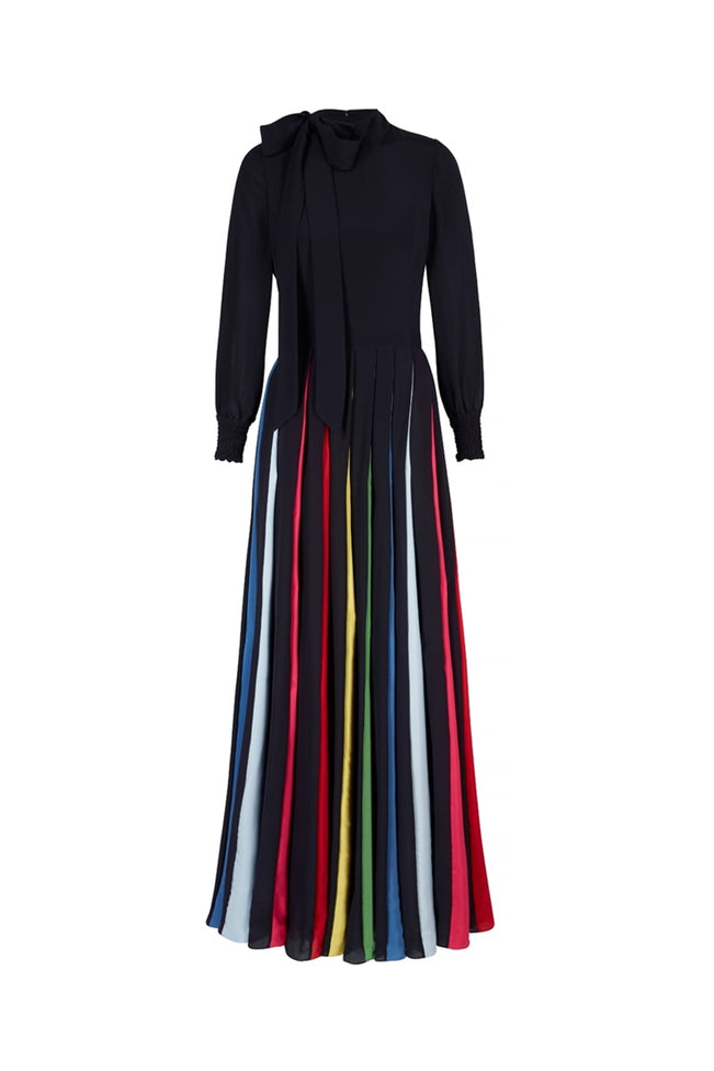 The Polo Collins Rainbow Dress