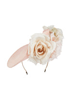 Load image into Gallery viewer, Floral Wave Hat Blush
