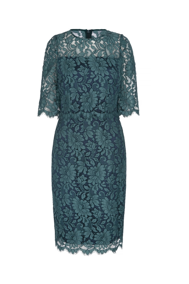 Cecile French Lace Dress