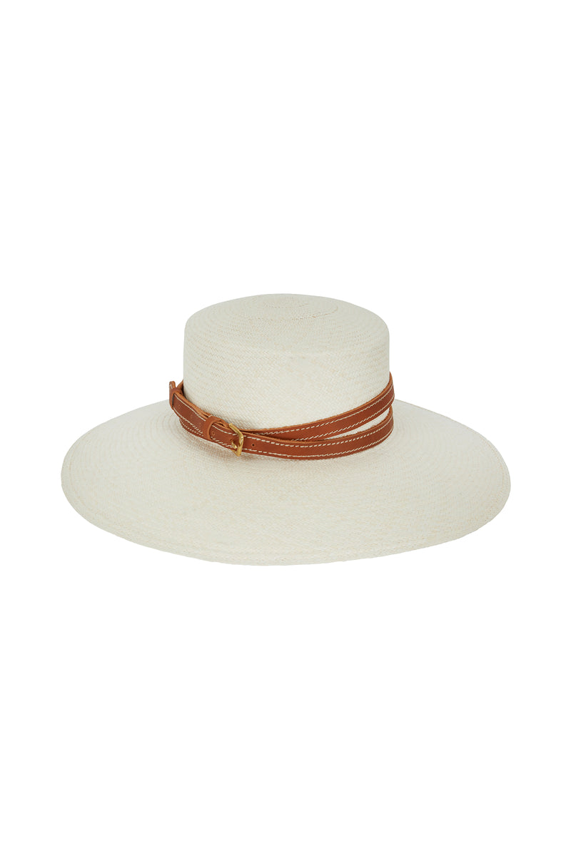 Boat House Straw Hat