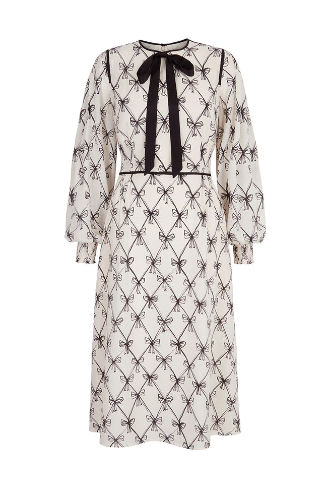 Gemma Bows Dress In Collaboration With Susannah Garrod