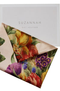 Suzannah Gift Vouchers