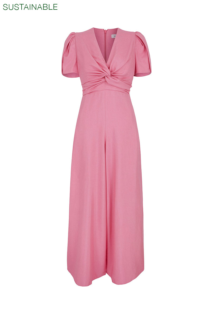 Persephone Pink Jumpsuit