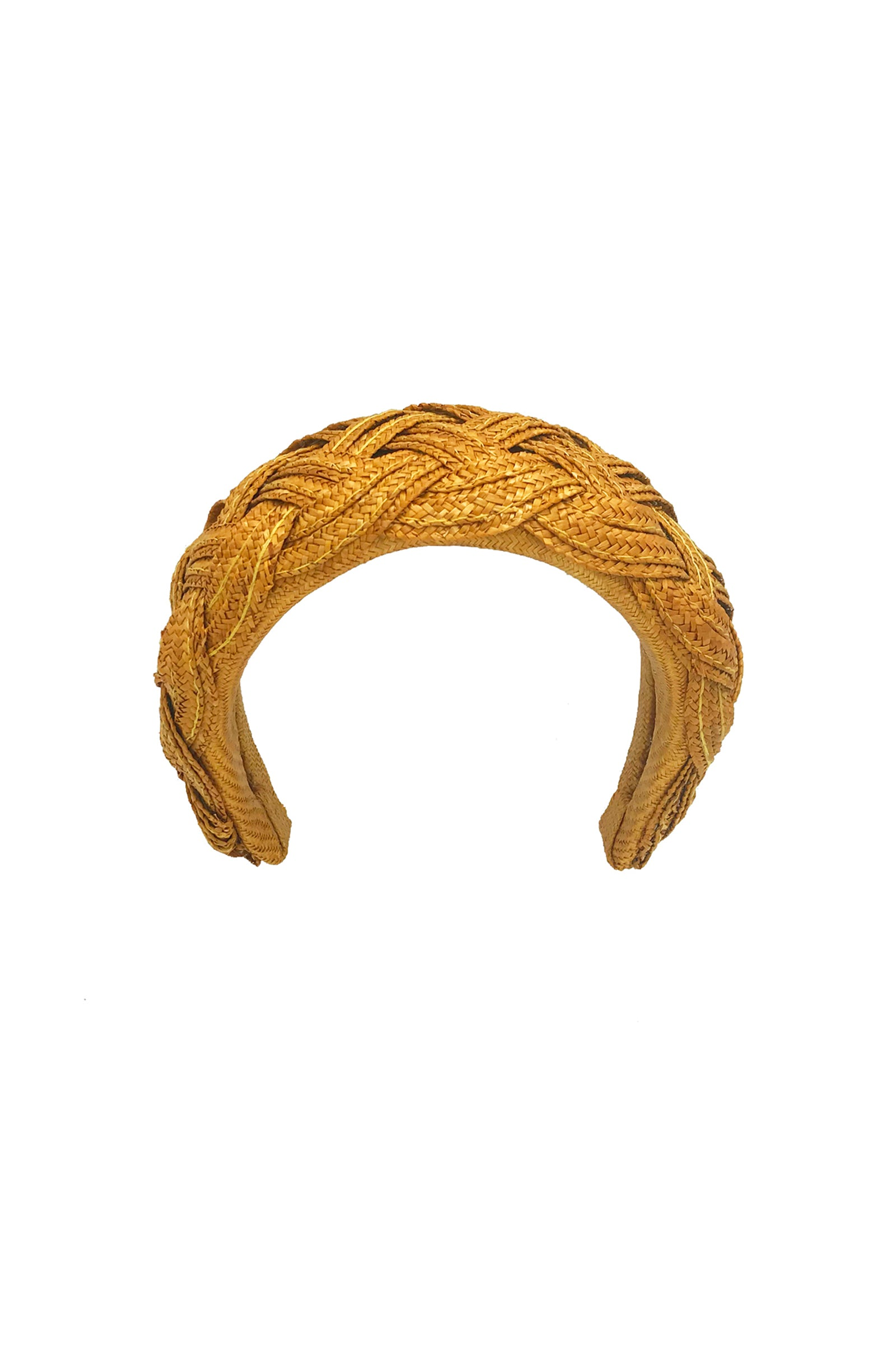 Straw Plaited Band