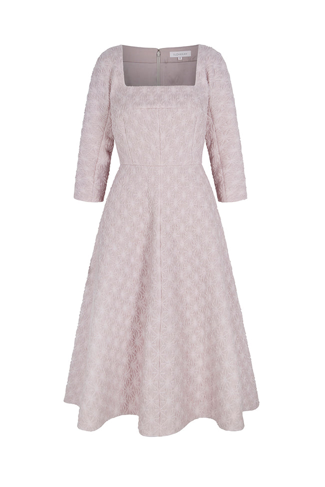 Roma Dress Dusty Pink
