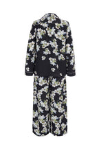 Load image into Gallery viewer, Peruvian Lily Silk Pyjamas Set