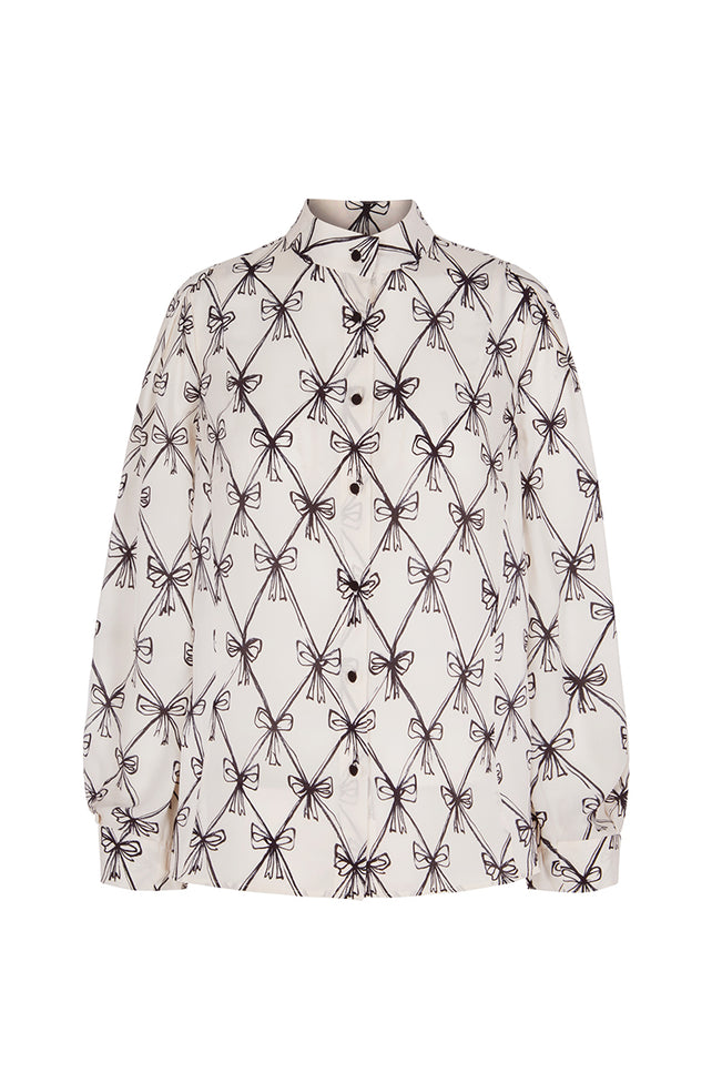 Tilda Bows Blouse In Collaboration With Susannah Garrod