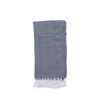 Ellie Midnight Blue Throw