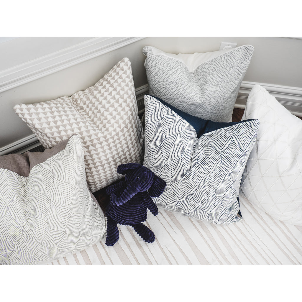 Pricilla Grey Pillow