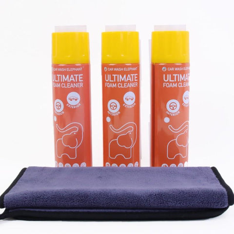 Car Wash Elephant® - Ultimate Waterless Foam Cleaner (50% OFF OFFER)