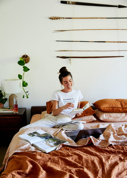 Inside the Byron Bay Home of Seed & Sprout Founder Sophie Kovic