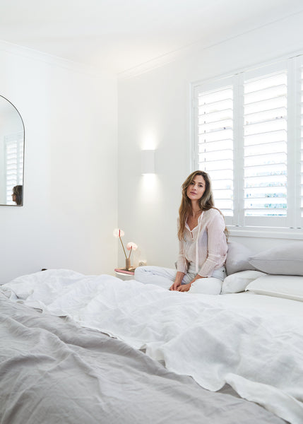 Chocolate Maker Emica Penklis' House Is a Luxurious Minimalist Dream
