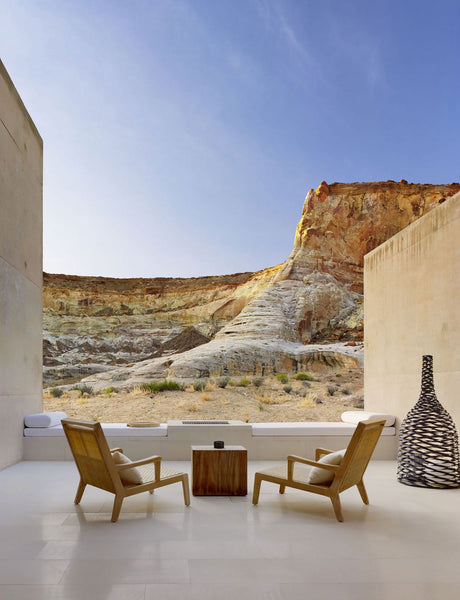 Stay Here: This Minimalist Desert Resort Is a Centre for Holistic Wellness