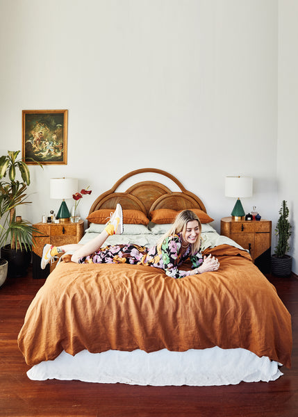 Poppy Lissiman's Sydney Apartment Is a Vintage Lover's Dream