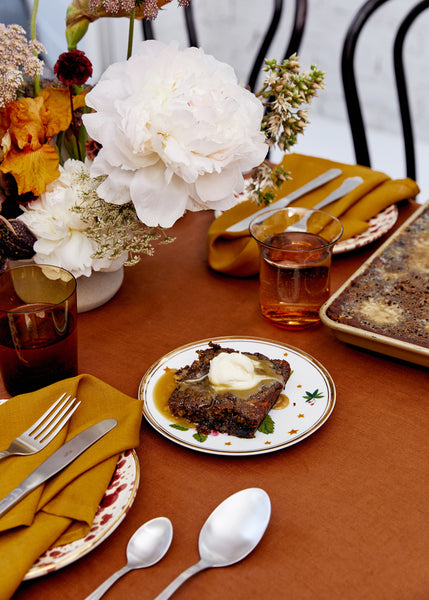 Charlotte Ree's Sticky Date Pudding With Rich Butterscotch Sauce