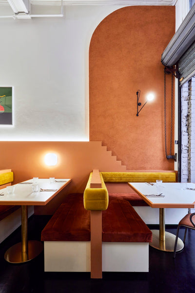Places and Spaces: An Historic Former Bike Shop Is Now a Vibrant Mexican Eatery In Sydney's CBD