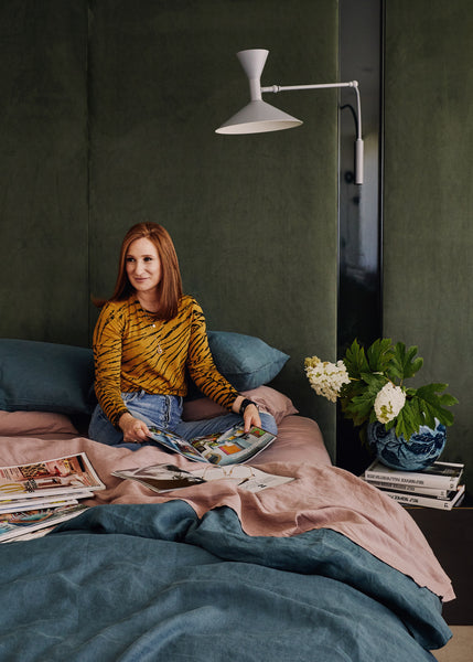 The Founder of Melbourne's Best Boutique Invites Us Into Her Ultra-Luxe Home
