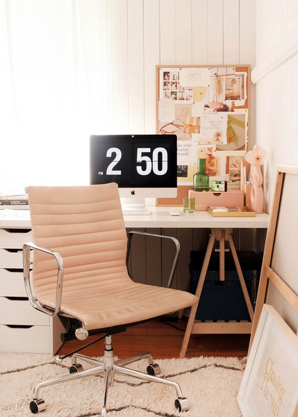 How To Set Up A Home Office You'll Actually Want To Work From