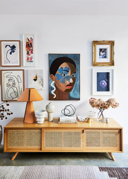 How to Create the Gallery Wall of Your Dreams on a Budget