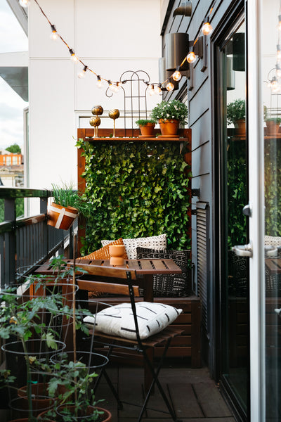 11 Landlord-Approved Hacks to Make Your Tiny Balcony Feel Like an Oasis
